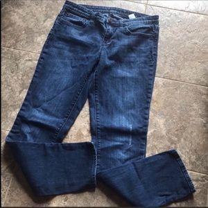 Gap Blue Jeans size 6 28R Regular